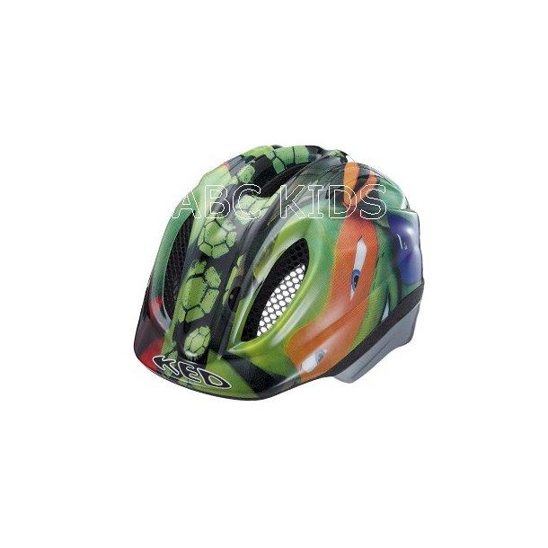 Ninja Turtles cykelhjelme KED med indbygget lys