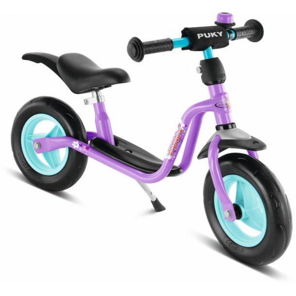 PUKY LR M plus Løbecykel med støttefod/klokke/skærme 2+ år