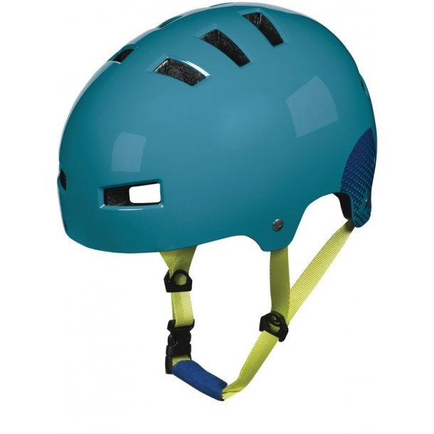 Limar skater cykelhjelm petrolium blå str. 52-59