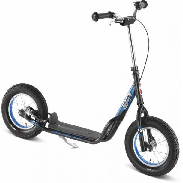 Scooter løbehjul fra 4 år. PUKY Roller med håndbremse